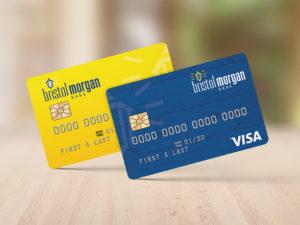 Bristol Morgan credit card